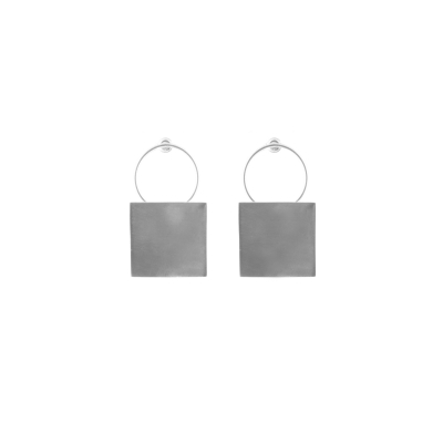 PLATTITUDE COMBO earrings